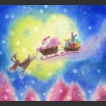 クリスマスアート2010
